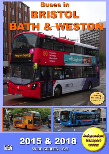 Buses in Bristol, Bath and Weston